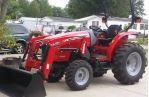 Massey Ferguson 1742 Compact Tractor