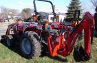 Massey Ferguson 1754 Compact Tractor