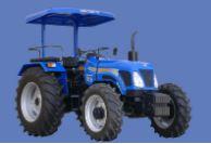 Standard DI 490 TC Tractor