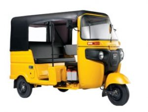 Bajaj RE Optima CNG And LPG Auto Rickshaw