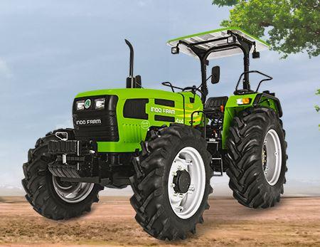 Indo Farm 4190 DI 4WD Tractor price
