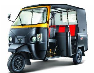 Mahindra Alfa DX Auto Rickshaw