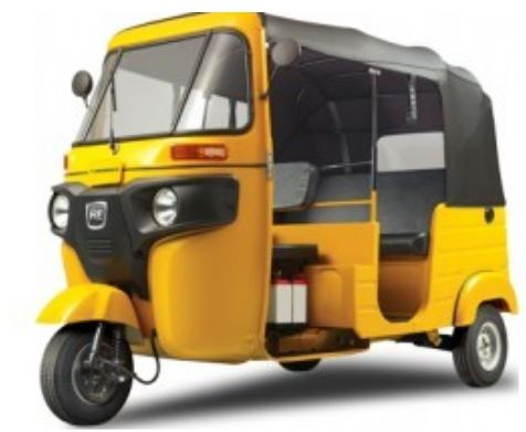 Bajaj RE Optima Auto Rickshaw Overview