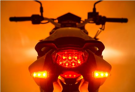 DSK Benelli TNT 300 Sports Bike LED LIGHTING