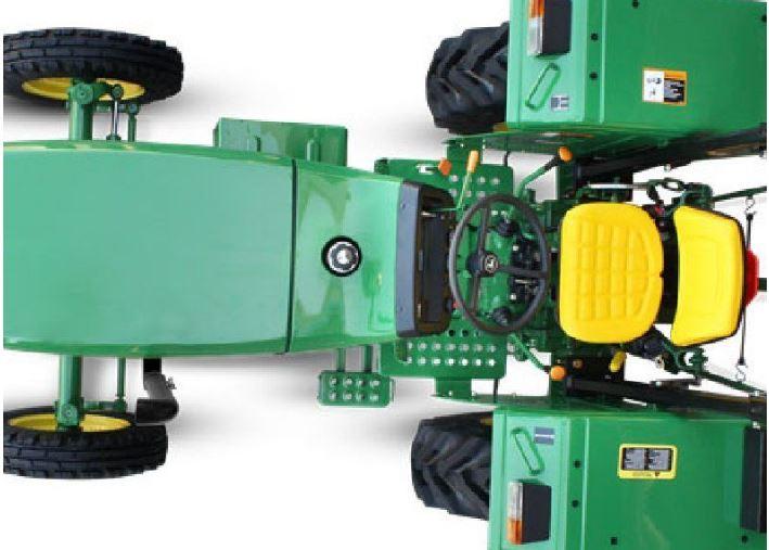 John Deere Agroman 5036C (35 HP) Price