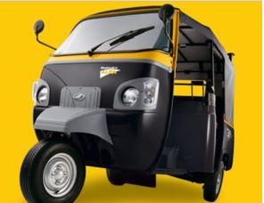 Mahindra Alfa Passenger Auto Rickshaw