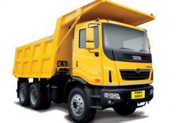 TATA Prima Construck 2528.k Truck Tipper Price Specs Overview