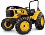 Yanmar LX410 Open Platform Tractor with ROPS