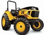 Yanmar LX490 Turbo Open Platform Tractor with ROPS