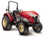 Yanmar YT347 Open Platform Tractor with ROPS