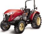 Yanmar YT359 Open Platform Tractor with ROPS