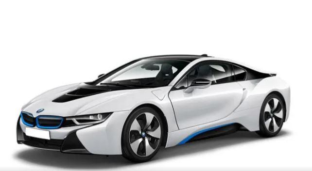 BMW i8 Sports Car