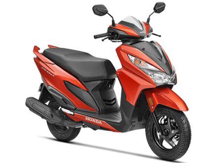 Honda Grazia 125cc Scooter Price Specs Overview