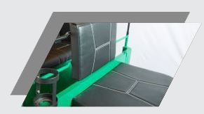 COMFORT SEATING FOR DRIVER