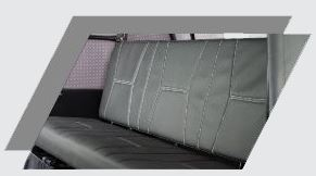 DELUX SEATING FOR PASSENGER