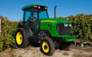 John Deere 5083EN Tractor