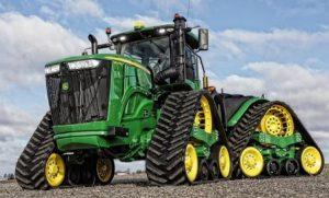 John Deere 9520RX Tractor